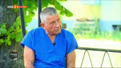 Извън политиката: Депутатът от 90-те д-р Васил Михайлов бие ваксини