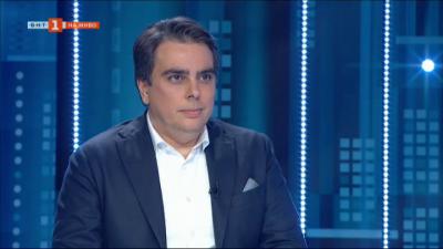 Асен Василев: Всеки избирател ще направи своя избор на 14 ноември