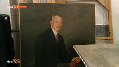 """Картини и портрети на Димитър Кудоглу и Душо Хаджидеков в галерията на ул. """"Съборна"""""""