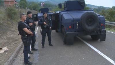 От нашите пратеници: 11-и ден блокада на границата между Сърбия и Косово