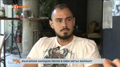 """Петър Стоянов за  проекта си """"Орендъ"""""""