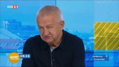 Президентът на Локомотив Пд: Подкрепих Боби Михайлов, не видях програмата на Бербатов