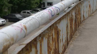 """По зрителски сигнал: Майки с колички и хора с увреждания без достъп до моста Чавдар"""""""