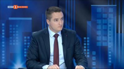Явор Божанков, БСП: Категорична е подкрепата ни за Радев