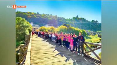 Движението и спорта са на мода във Велико Търново