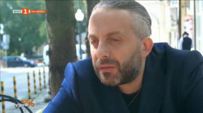 """Любимецът на България в категория """"Кино и театър"""" Мариус Куркински"""