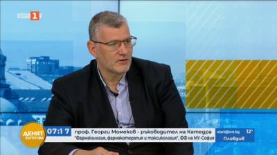Георги Момеков: Хората не получават адекватна и смляна информация за ваксините