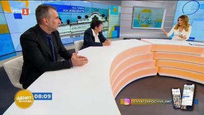 Ивайло Вълчев: Има такъв народ няма как да бъде подминат при конструирането на правителство