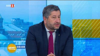Христо Иванов: От 5 до 7 години България да стане най-доброто място за живеене на Балканите
