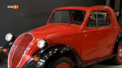 """В рубриката """"Изчезващия ХХ век"""" - едни от първите модерни коли на 30-те"""