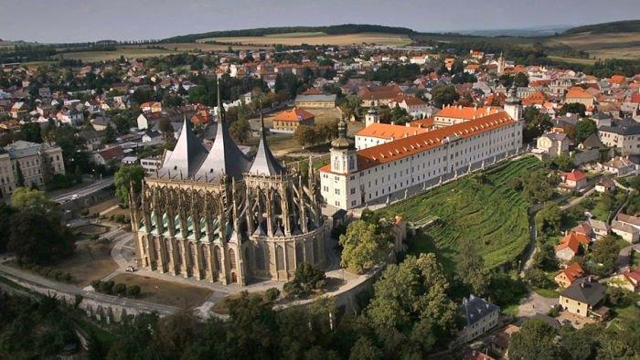 Национални съкровища на Чехия: Литомишъл
