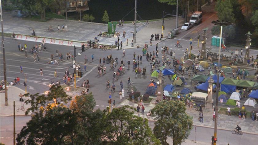 Блокираните кръстовища в София и реорганизацията на градския транспорт