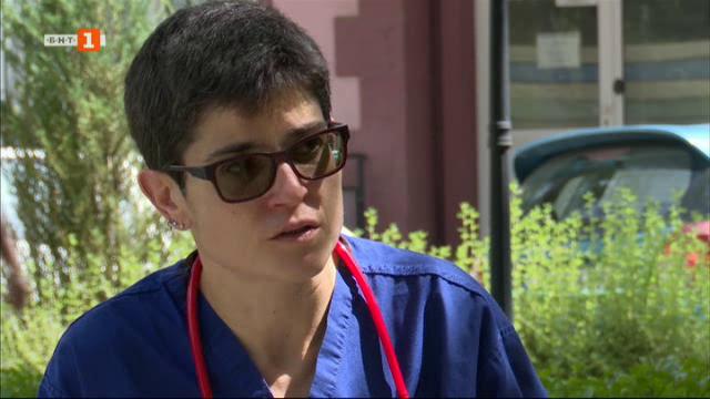 """Д-р Десислава Иванова: Да работиш в """"Пирогов"""" е предизвикателство"""