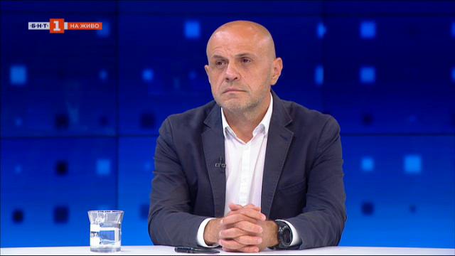 Томислав Дончев: Опитвам се да чуя всеки вопъл, въпрос и искане, което идва от площада