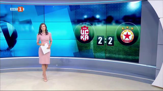 Спортна емисия, 12:30 – 8 август 2020 г.