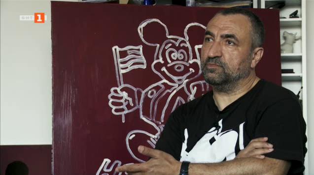 """Платформата за изкуство """"Култ БГ"""", която подпомага българските творци"""
