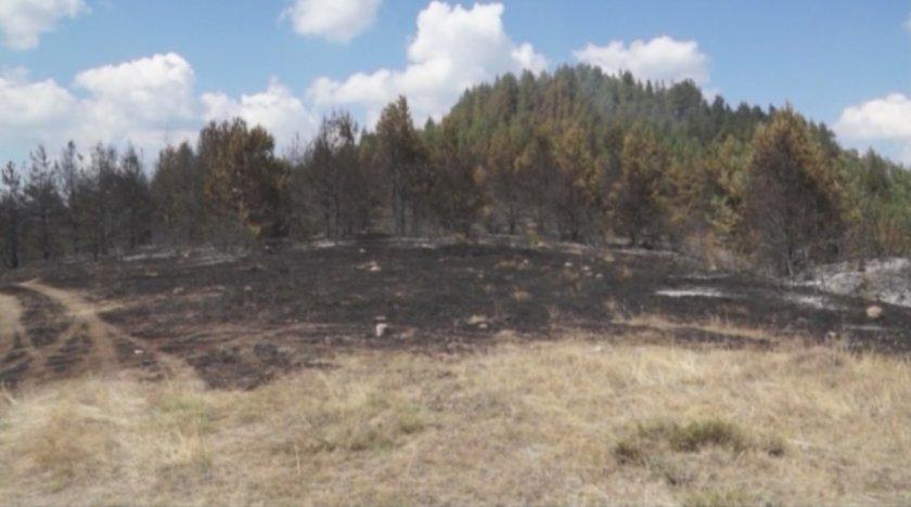 Опасност от пожари в страната