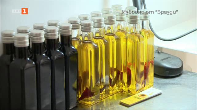 """Най-доброто от """"Бразди"""": История за български пресовани масла"""