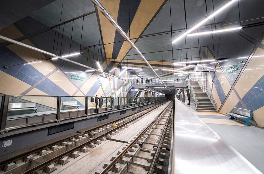 Третият лъч на метрото и трафикът в София