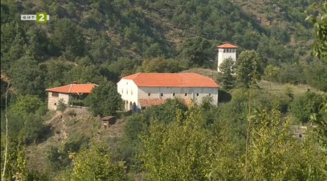Манастирът с дяволите
