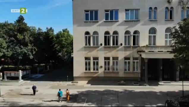 Сградите на Военната академия