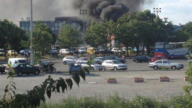 "Атентатът на летище ""Сарафово"" в Бургас"