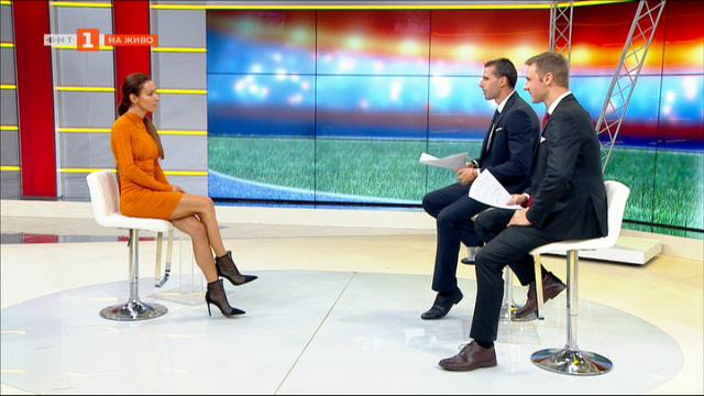 """Ивет Лалова е специален гост в """"Арена спорт"""""""