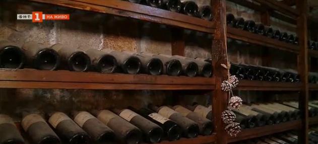 В края на лятото: гроздобер и винопроизводство
