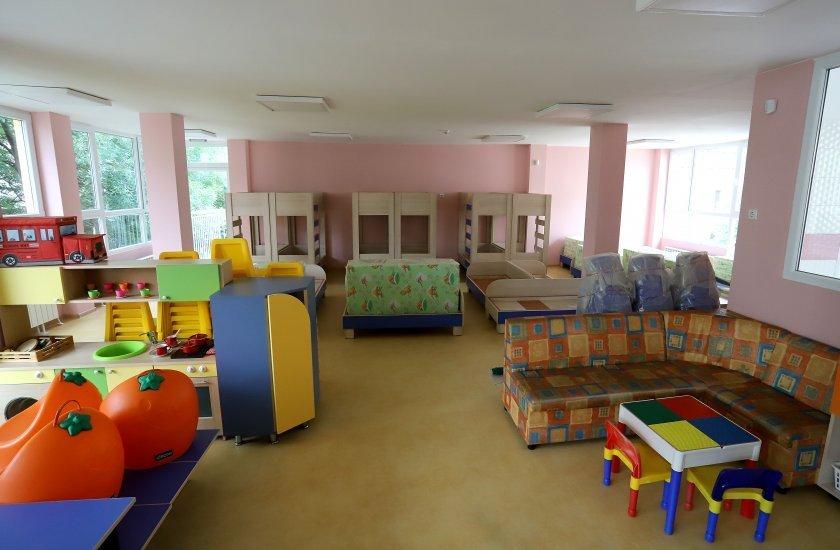 Режимът на работа в детските градини при случай на COVID-19