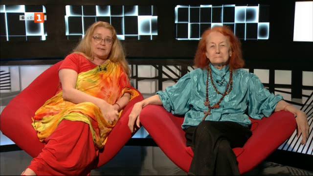 """Цветана Янакиева и Албена Чакърова - гости в """"БНТ на 60"""""""