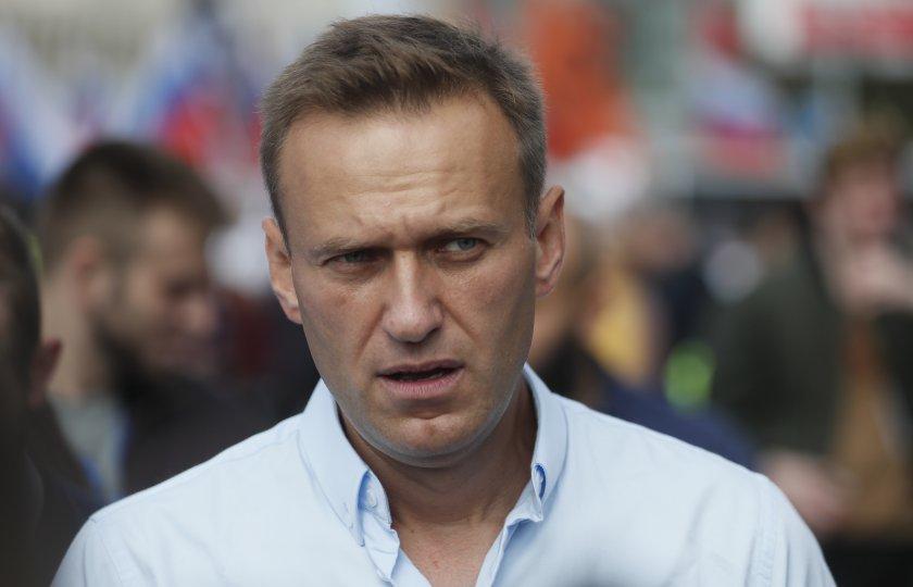 Как беше отровен Алексей Навални?