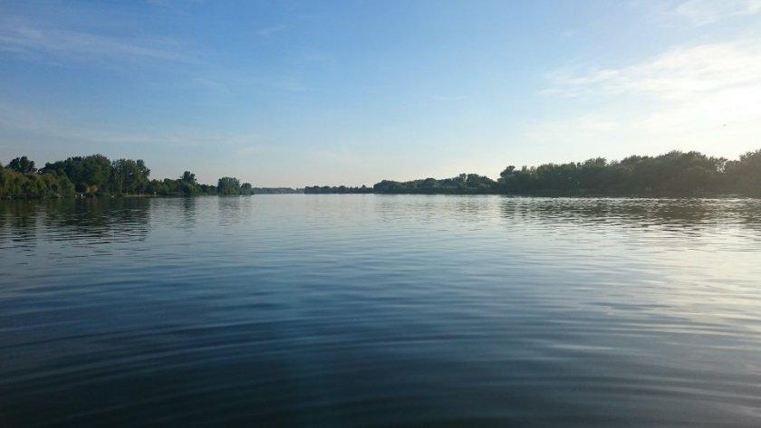 Как се чисти Дунава, за да не прелее