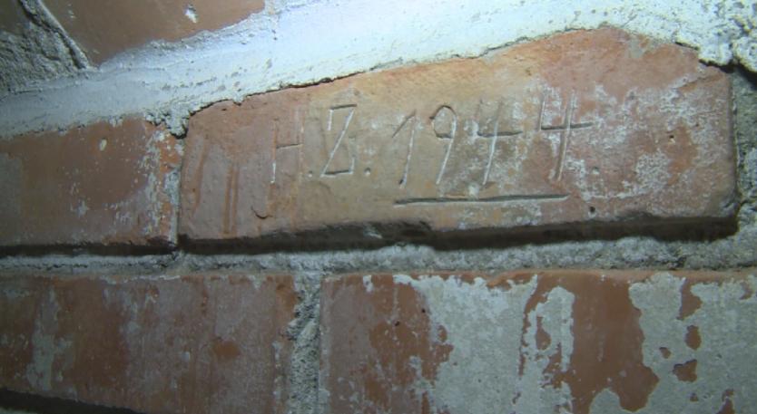 Една любовна история, скрита в бункер от Втората световна война
