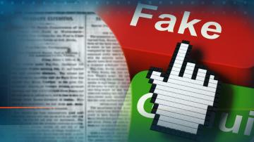 Фалшивите новини в социалните мрежи