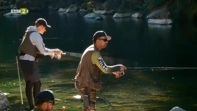 Риболов на пъстърва