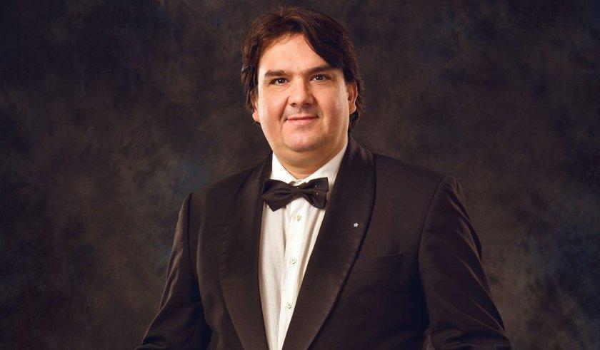Оперният певец Ивайло Михайлов