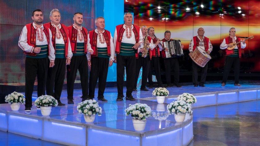 "Васил Вълканов и група ""Змей горянин"""