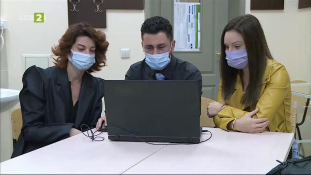 Български и финландски студенти в съвместен онлайн курс по здравни грижи