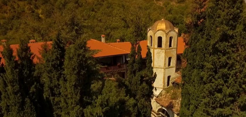 """Молитва за възстановяване на манастир """"Св. Петка"""""""