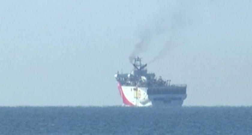 Какъв е сблъсъкът на интереси между Гърция и Турция, огледан във водите на Средиземно море?
