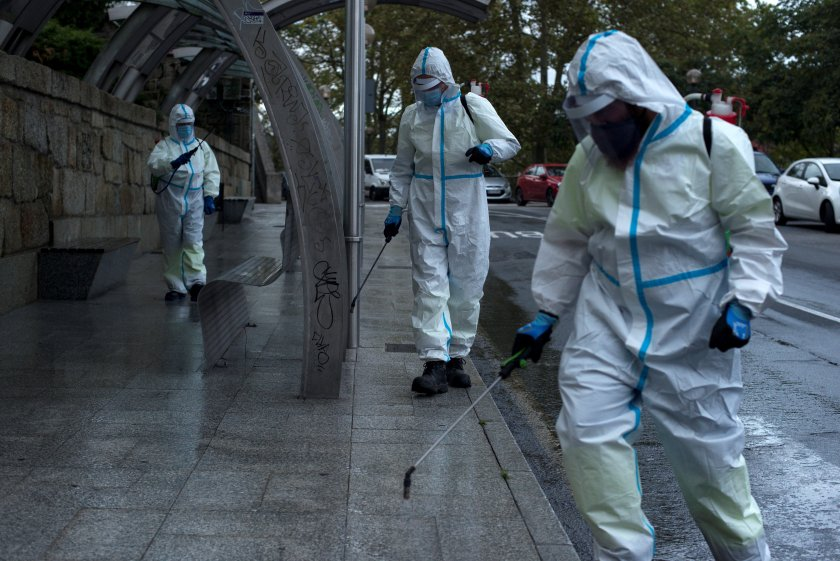 Как европейските страни посрещат втората вълна на Ковид епидемията