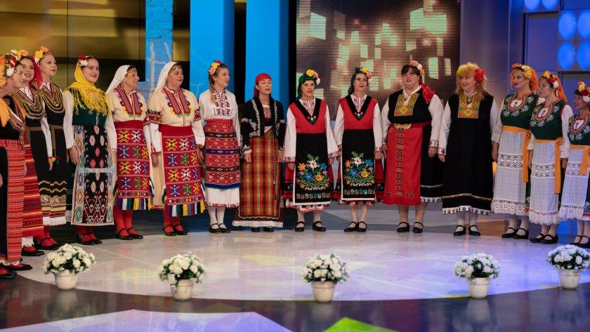"Музикална формация ""Багри"" и вокална формация ""Стефан Кънев"""