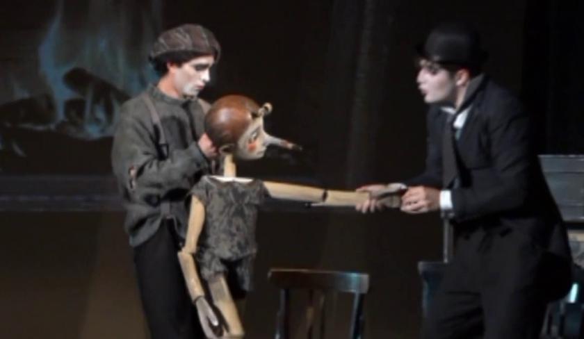 """""""Пинокио"""" на Държавния куклен театър в Русе с две номинации за наградите """"Икар"""""""