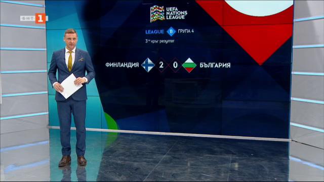 Спортна емисия, 23:20 – 12 октомври 2020 г.