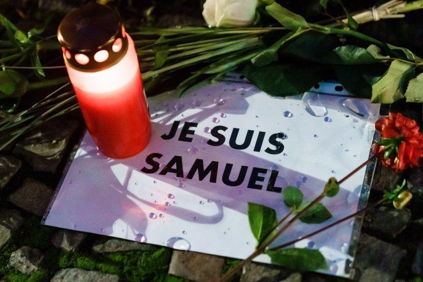Свобода на словото и тероризъм - 26.10.2020