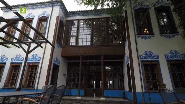 Къщата на Иван Черноземски в Стария Пловдив