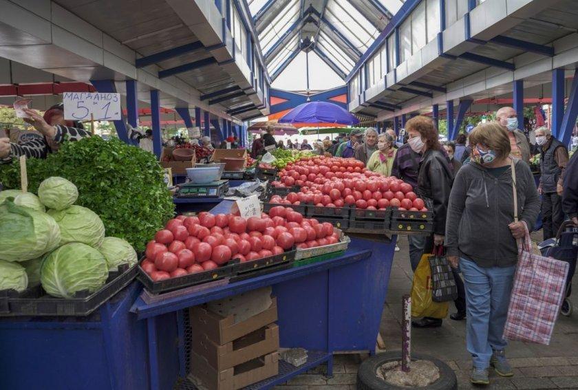 Ограничителните мерки по пазарите