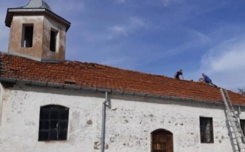 """Кампания за спасяване на църквата """"Свети Иван Рилски"""" в село Габрово"""