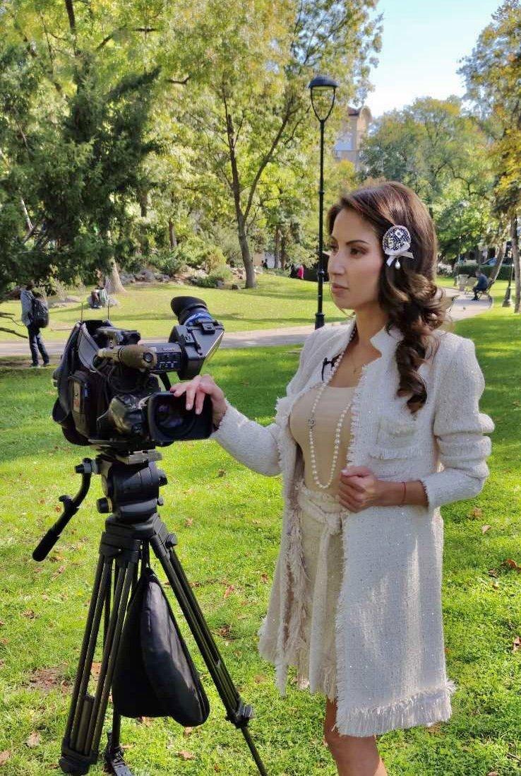 Симона Пейчева отново на екран от 1 ноември