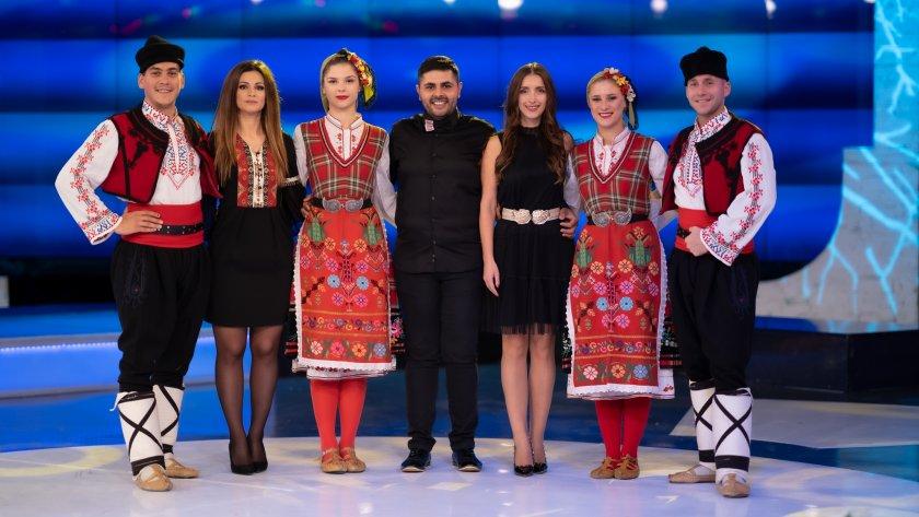 Господин Велев, Марияна Димова и Михаела Костуркова